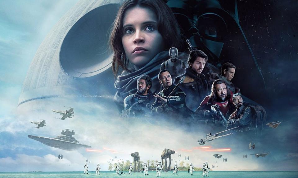 Zsivány Egyes - Egy Star Wars történet DVD, Blu-ray