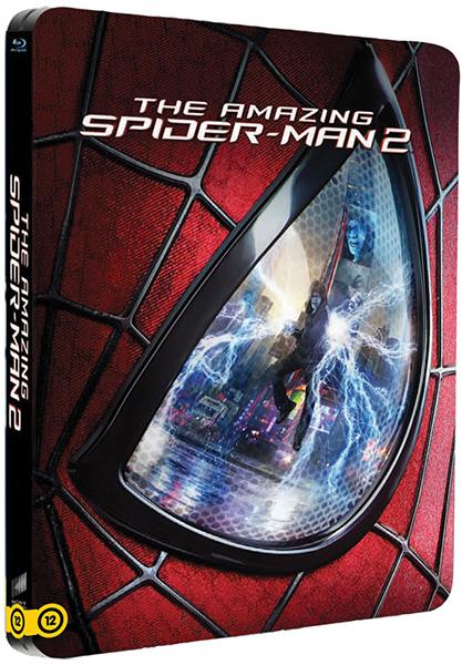 A csodálatos pókember 2. (3D Blu-ray + Blu-ray) - Limitált fémdobozos változat