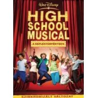 High School Musical 1.- Szinkronos (DVD)