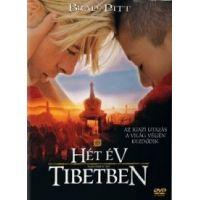 Hét év Tibetben (DVD)