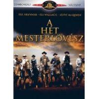A hét mesterlövész (DVD) (Klasszikus)