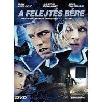 A felejtés bére (DVD)
