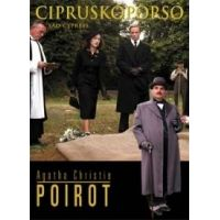 Agatha Christie - Cipruskoporsó (DVD)