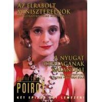 Agatha Christie - Az elrabolt miniszterelnök (DVD)
