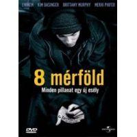 8 Mérföld (EMINEM) (DVD)