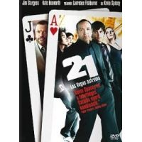 21 Las Vegas ostroma (DVD)