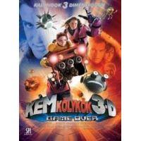 Kémkölykök 3D - Game Over (DVD)