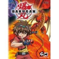Bakugan - 1. évad, 1. kötet (DVD)