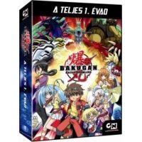 Bakugan- Teljes első évad (DVD)