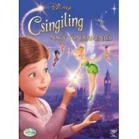 Csingiling és a nagy tündérmentés (DVD)