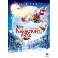 Karácsonyi ének *Disney* (DVD)