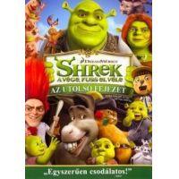 Shrek 4.- Shrek a vége, fuss el véle (DVD) (DreamWorks gyűjtemény)
