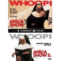 Apáca show / Apáca show 2. (2 DVD)