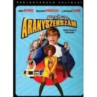 Austin Powers 3. - Aranyszerszám (DVD)