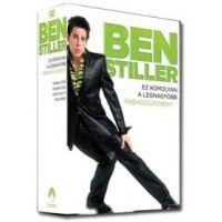 Ben Stiller gyűjtemény (4 DVD)