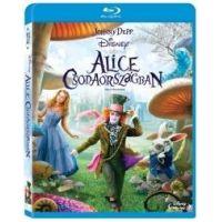 Tim Burton - Alice Csodaországban (Blu-ray)