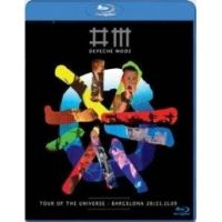 Depeche Mode: Tour of the universe (2Blu-ray)