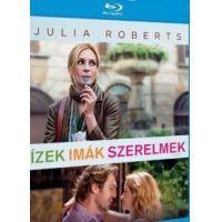 Ízek, imák, szerelmek (Blu-ray)