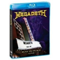 Megadeth - Rust In Peace (Blu-ray)
