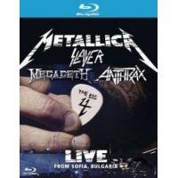 The Big Four:Metallica-Slayer-Megadeth-Anthrax Live From Sofia (Blu-ray)