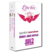 Love Box (Bridget Jones 1-2, Igazából szerelem) (3 DVD)