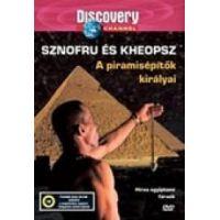 Sznofru és Kheopsz / A piramisépítők királyai - Híres egyiptomi fáraók (DVD)