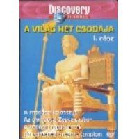 A világ hét csodája 1. (Discovery) (DVD)
