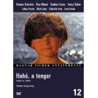 Magyar Filmek Gyüjteménye:12. Hahó, a tenger (DVD)