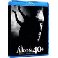 Ákos 40+ (Blu-ray)