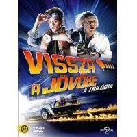 Vissza a jövőbe trilógia (3 DVD)