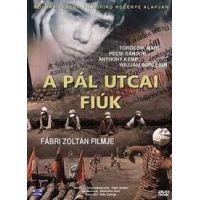 A Pál utcai fiúk *Klasszikus - Fábri Zoltán* (DVD) *MNFA kiadás*