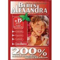 Béres Alexandra - 200% - Alakformálás mesterfokon (DVD)