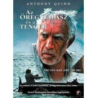 Az öreg halász és a tenger *Anthony Quinn* (DVD)