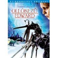 Ollókezű Edward (szinkronizált) (DVD)