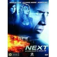 Next - A holnap a múlté (DVD)