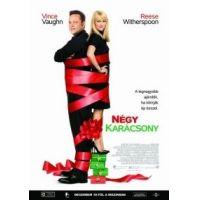 Négy karácsony (DVD)