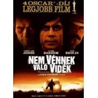 Nem vénnek való vidék (DVD)