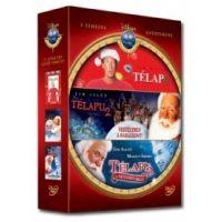 Télapu 1+2+3 (3 DVD DÍSZDOBOZ)