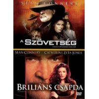 A szövetség / Briliáns csapda (2 DVD)