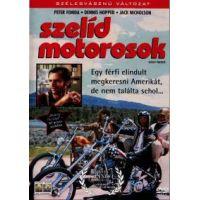 Szelíd motorosok (DVD)