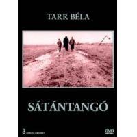 Sátántangó (3 DVD)