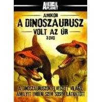 Amikor a dinoszaurusz volt az úr 1.rész (3 DVD)