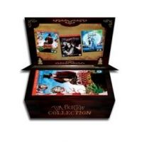 Tim Burton zenedoboz (5 DVD)