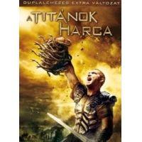 A titánok harca (2 DVD)