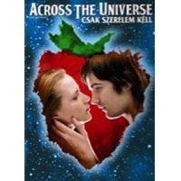 Across the Universe - Csak szerelem kell (DVD)
