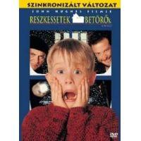 Reszkessetek betörők - szinkronizált változat (DVD)