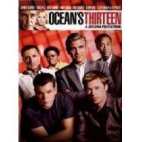 Oceans Thirteen: A játszma folytatódik (DVD)