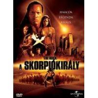 A Skorpiókirály (DVD)