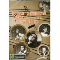 Volt egyszer egy Táncdalfesztivál - Válogatás a táncdalfesztiválok dalaiból (1966, 1967, 1968) (DVD)
