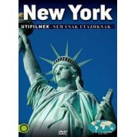 Utifilm - New York (DVD)